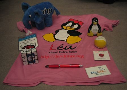 Goodies de Solutions Linux 2008