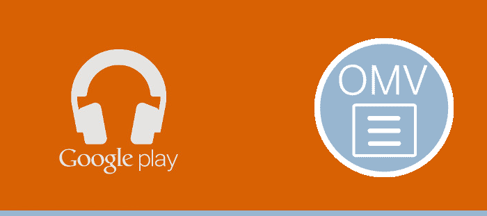 Google Play Music - OpenMediaVault