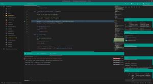 Atom.io et Python