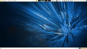 Mon bureau sous Fedora 14
