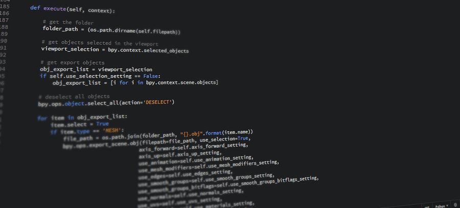 Code Python